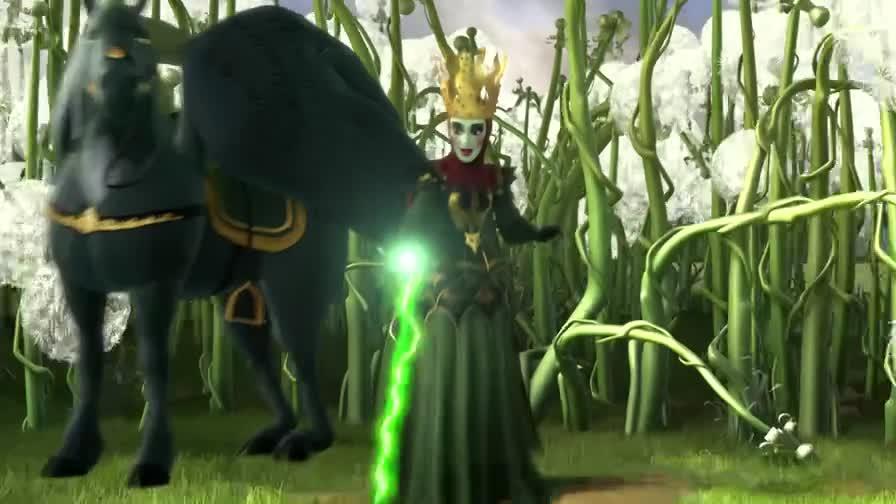 小公主蘇菲亞第四季:沃爾的邪惡計劃,可恥,可恨