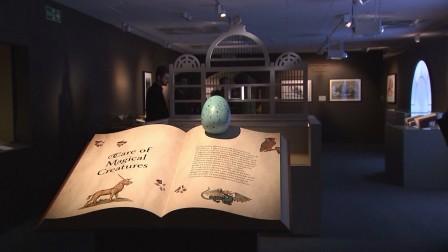 《哈利・波特》20周年大展提前曝光 揭秘不�槿酥�的魔法世界