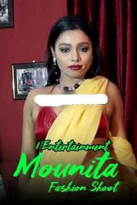 Mounita时装拍摄