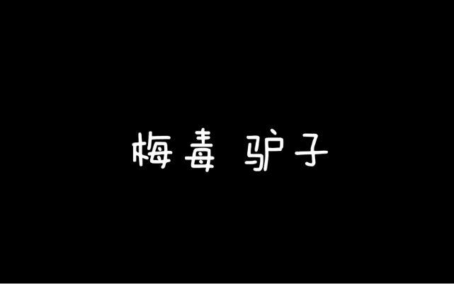 梅毒,驢子 (生活大爆炸第一季17集混剪)