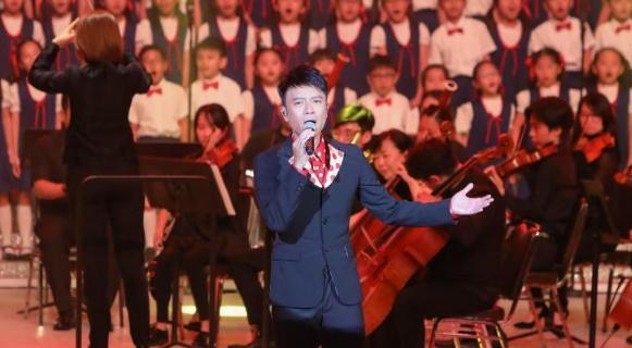 香港舉行慶回歸22周年晚會